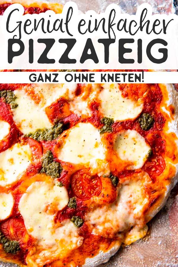 Pizzateig Selbst Gemacht Pin 2