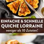Quiche Lorraine Bild Pin